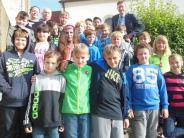 Heimatkunde: Schulstunde auf dem Bauernhof