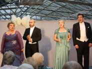 Konzert: Sommernachtstraum im Gewächshaus