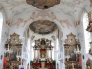 Risse: Die Zeit drängt für die Pfarrkirche in Westendorf