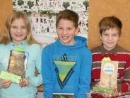 : Keine Angst vor Büchern beim Vorlesewettbewerb