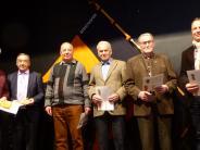Versammlung: Sechs Jahrzehnte Kolping treu geblieben