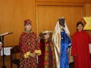 Pfarrei: Pastoralmesse zum Jahresbeginn in Steppach
