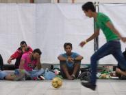 Augsburg: Sport als Integrationshilfe