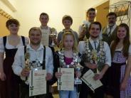 Starkbierfest II: Jugendmannschaft holt erneut den Gaupokal