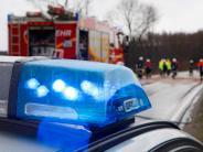 Welden: Senior verwechselt Gas mit Bremse