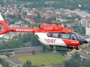 Neusäß: Klinikum:So gefährlichwar die Laserattacke auf den Hubschrauber
