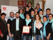 : Chor Tálatta hilft Krebskranken