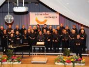 Musik: Feuerprobe für den Männerchor
