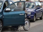 Schwabmünchen: Falschparker: Behinderte müssen am Straßenrand aussteigen