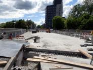 Gersthofen: Die B2-Brücke wird wieder wie neu