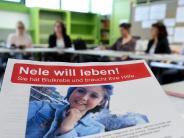 Landkreis Augsburg: Eine Welle der Hilfsbereitschaft für die an Blutkrebs erkrankte Nele