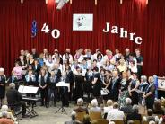 Zusmarshausen: Ein Festival der Zusmarshauser Chöre