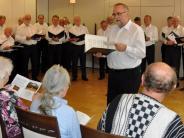 : Stadtberger Männerchor erfreut Senioren in Diakonie-Einrichtung