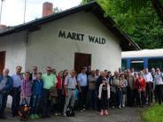: Optimismus in der Staudenbahn