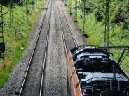 Dinkelscherben: Bahnstrecke Augsburg-Ulmwird Großbaustelle