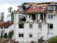 Landkreis Augsburg: Schützt eine App bald vor Tornadoschäden?