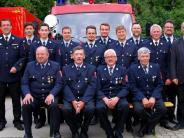 Treffen: Feuerwehr ehrt verdiente Mitglieder