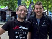 Gersthofen: Im Sog des Weltrekordlers