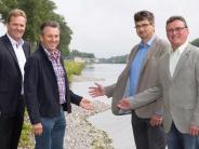 Veranstaltungen: Kraftwerksbetreiber will der Natur am Lech helfen