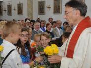 Jubiläum: Eine Welle der Zuneigung für den Pfarrer