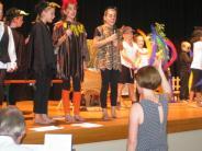 """Kindermusical: Notenkleckse mischen das """"alte Haus"""" auf"""