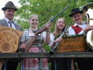 Dorffest: Aretsrieder Vereine sorgen für Unterhaltung