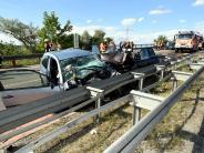 Meitingen/Thierhaupten: Schwarzer Freitag: Zwei Autofahrer sterben bei Unfällen