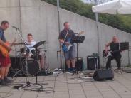 Konzert: Rock im Lichthof