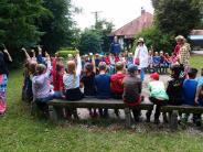 Ferien: Kinder bauen sich ihre Stadt
