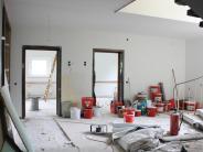 Umbau: Einst Bürgermeister-Sitz, jetzt Baustelle