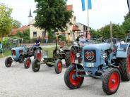 Ellgau: Bulldogparade in Ellgau