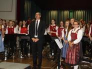 Konzert: 90 junge Musiker begeistern in Horgau