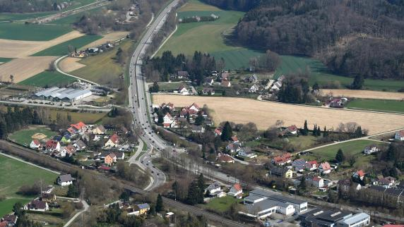 Neusäß: Neue B300: Fünf Kilometer Straße für 62 Millionen Euro