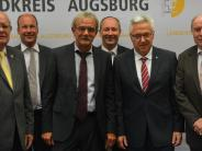 Ehrungen: Viermal Bronze für Kommunalpolitiker