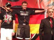 Diedorf: Tina Schüssler holt ihren dritten Weltmeistertitel