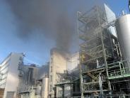 Gersthofen: Nach BASF-Explosion: Die Angst vor dem Knall im Chemiewerk