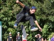 Gersthofen: Die Gersthofer Skater haben noch Wünsche an die neue Bahn