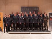 Neusäß: Zwei Männer sind seit 40 Jahren bei der Feuerwehr