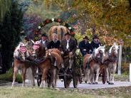 Zusmarshausen-Gabelbachergreut: Ein ganzes Dorf ehrt den heiligen Leonhard