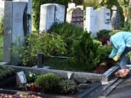 Allerheiligen: Grabpflege auf dem Friedhof: So richten Sie das Grab richtig her