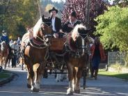 Zusmarshausen-Gabelbachergreut: Ross und Reiter putzen sich heraus