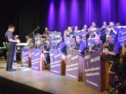 Gersthofen: Big Band lockt die Tänzer aufs Parkett