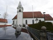 Emersacker: Besonderes Geburtstagsgeschenk für die Kirche