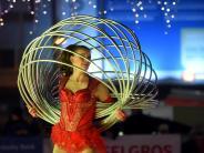 Weihnachtsmarkt: Winterglühen startet mit Akrobatik