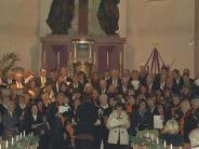 """Musik: """"Ruf der Engel"""" in der Wolfgangskirche"""