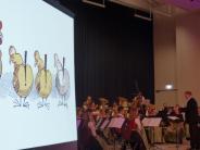 Konzert: Blasmusik mit Paarcharakter