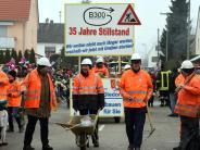 Diedorf/Neusäß: B300: Freie Bahn für Planer