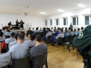 Gablingen: Klassik für Knackis kommt an
