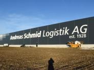 Gersthofen: Aus neuer Logistikhalle gehen schöne Düfte ins Land