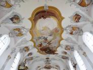 Fischach: Pfarrkirche strahlt in neuem Glanz